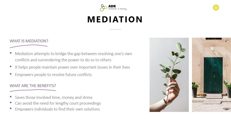 mediation and ASB